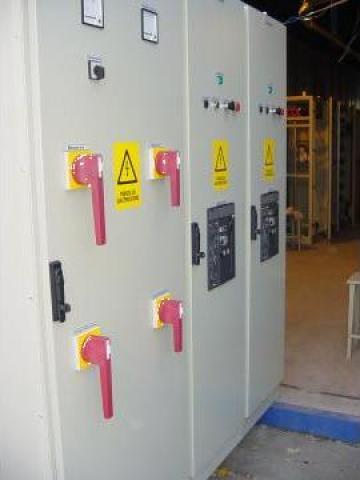 Tablouri electrice pentru distributie si automatizare de la Electrosistem S.r.l.
