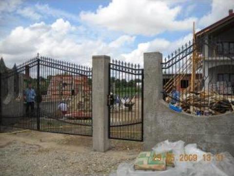 Gard si porti exterioare