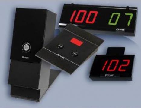Sistem ticketing cu numar de ordine de la Robomat Srl