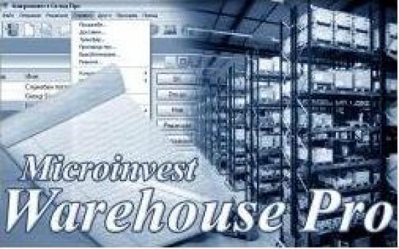 Soft gestiune Microinvest Warehouse Pro de la Microinvest