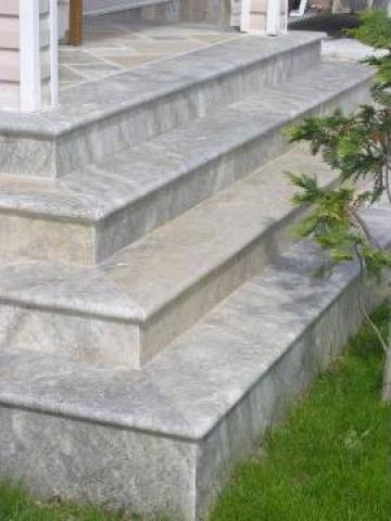 Trepte Glafuri Blaturi Din Granit Marmura Travertin
