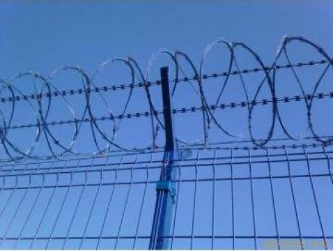 Sarma ghimpata (Concertina) de la European Security Fencing