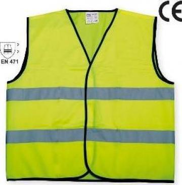 Vesta reflectorizanta de la Nortia Company
