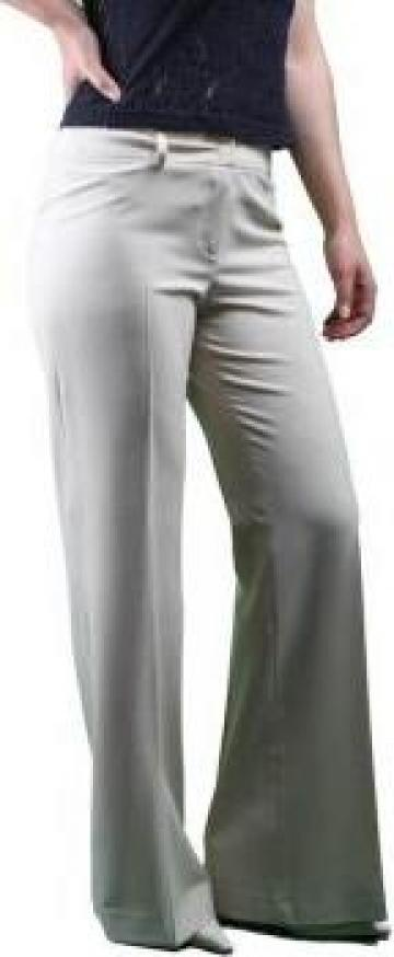 Pantalon clasic evazat de la Sc. Prodconf R.line Srl