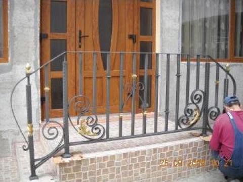 Balustrada de exterior lux de la Alexdor Impex Srl