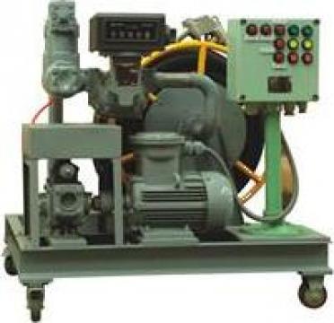 Sistem mobil de transvazat motorina de la Gasoil Line Srl Ro 2024580