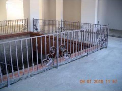 Balustrada interioara lux de la Alexdor Impex Srl