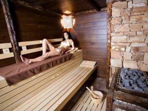 Sauna finlandeza de la Nola 7 Ltd Bulgaria