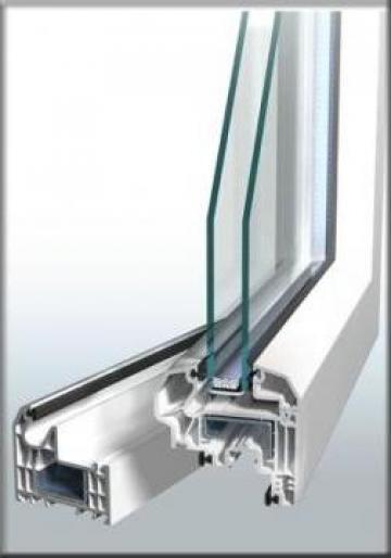 Tamplarie si profile PVC Teraplast