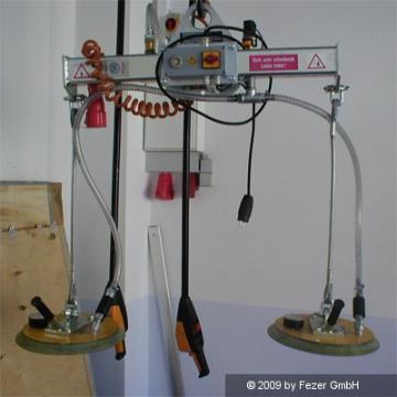 Inchiriere ridicator cu ventuze, capacitate 500 kg Germania de la Fezer Echipamente