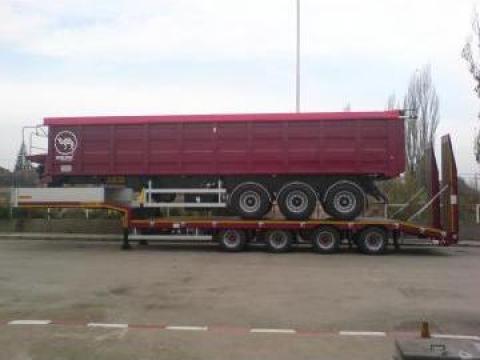 Semiremorca basculabila otel Wielton NW 38 SBKD de la Sc Inter Cargo Grup Srl