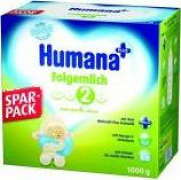 Lapte praf Humana 2 Prebiotic