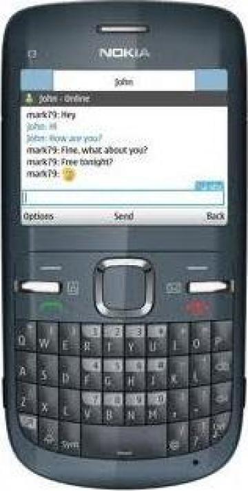 Telefon mobil Nokia C3 de la Ejat Computer Service