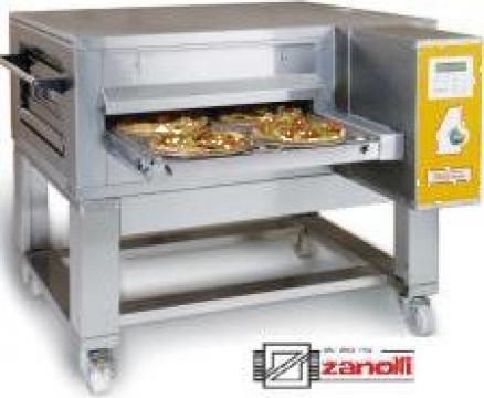 Cuptor tunel pentru covrigi/ pizza