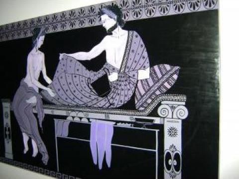 Tablou Mitologie greaca-Scena intima de la Creartive