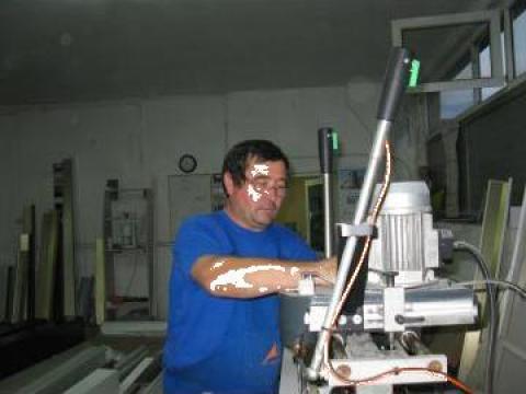 Tamplarie din aluminiu si PVC de la Rollux Construct