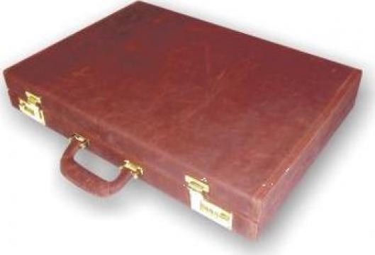 Geanta diplomat pentru Table/ Backgammon de la Dacicus Total Sport