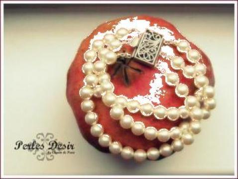 Cercei cu cristale Swarovski - Perles Desir de la Beau Charm