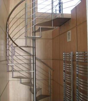 Balustrade din inox pentru bazine inot / piscine