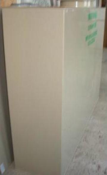 Rezervor paralelipipedic vertical 600 litri de la Eco Rotary SRL