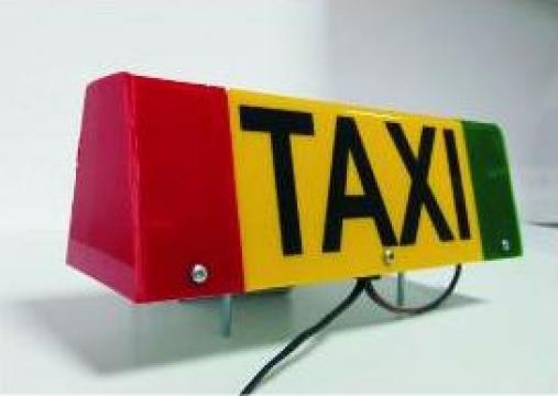 Casete taxi