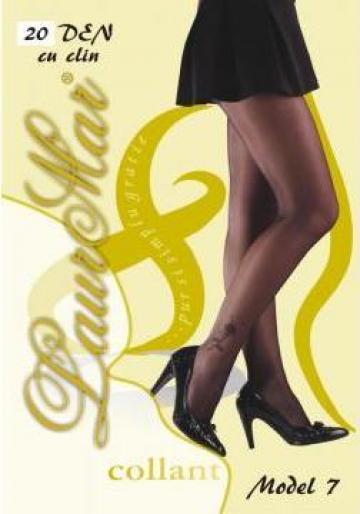 Ciorapi Dress lycra cu model
