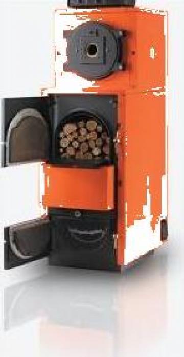 Cazan cu gazeificare si gaz/motorina Aspiro Combi