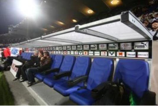 Scaune stadion zona vip de la New Acustica Srl
