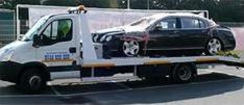 Tractari auto non-stop de la Sc Auto Mili Srl