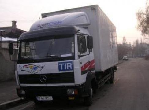 Autoutilitara Mercedes