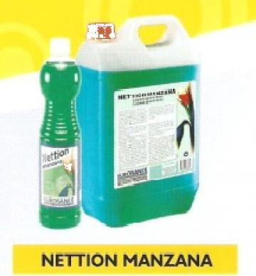Solutie neutra pardoseli Nettion Manzana, Lavanda, Madera de la Aeris Distribution Srl