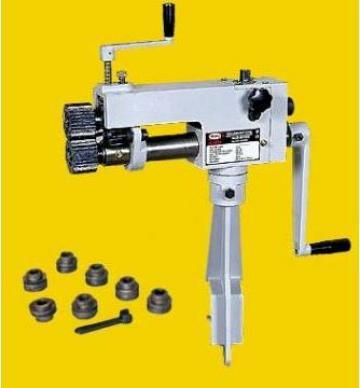 Masina de nervurat tabla ROS-50-180