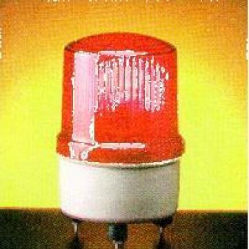 Girofar rotativ galben de la Energia Enterprises