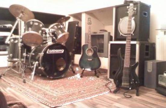 Inchiriere sala de repetitii muzicale