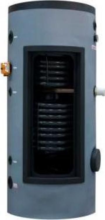 Boiler cu doua serpentine de la Pg Solar Systems (Metalmont Srl)
