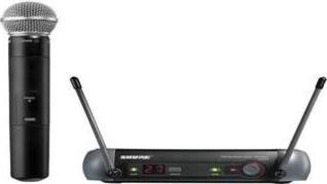 Microfoane, mixere, statii amplificare, conferinta