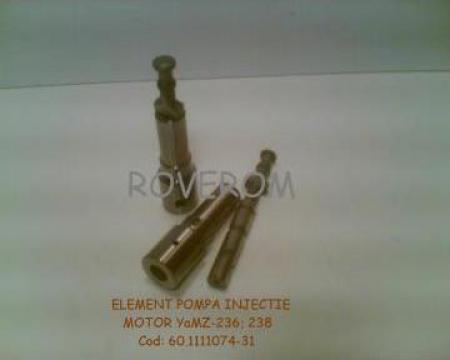 Element pompa injectie motor YAMZ 236 / 238 /240 de la Roverom Srl