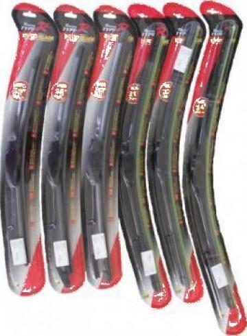 Stergator flat parbriz 28 inch - 700 mm de la Alex & Bea Auto Group Srl