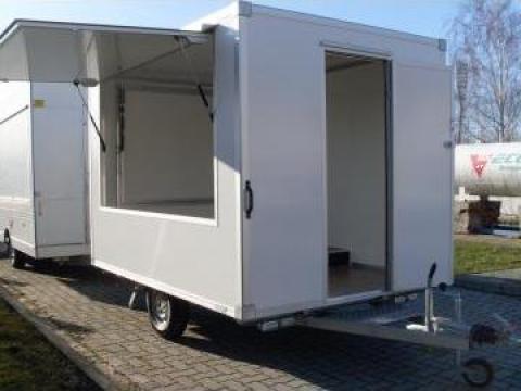 Rulota comerciala echipata 300x200x200 de la Demaron