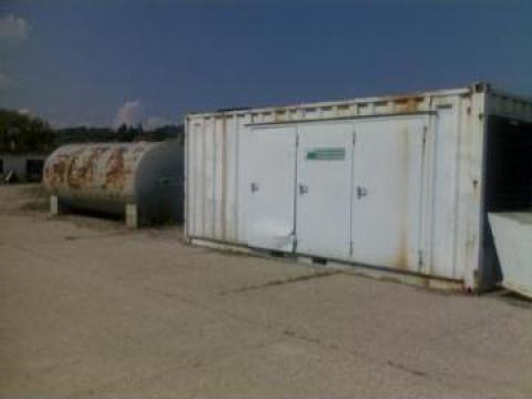 Generator electric diesel Caterpillar de la Sc Jwc Romwood Srl