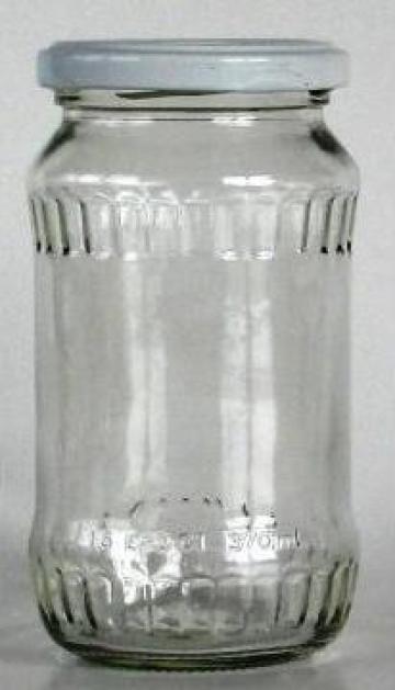 Borcan 370 ml de la Trecatorul Com Srl