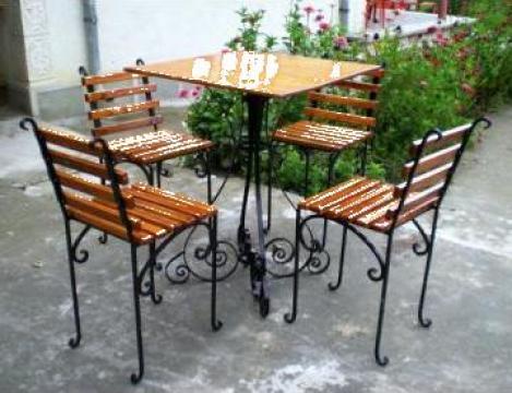 Mobilier terasa & gradina de la Apriser Design Srl