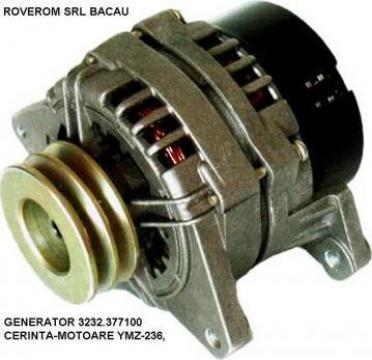 Alternator MAZ, KamAZ (28V, 60A) de la Roverom Srl