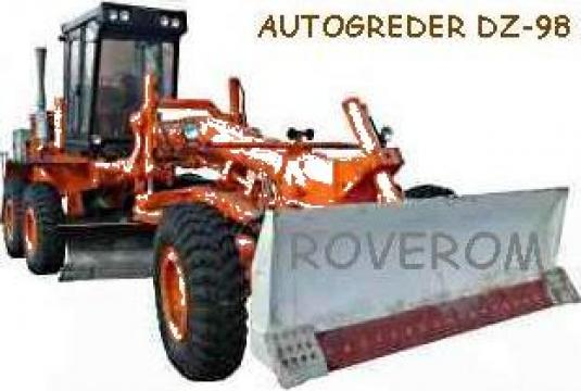 Piese de schimb autogreder DZ-98 (Rusia) de la Roverom Srl