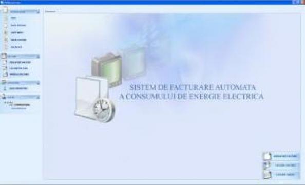 Aplicatie facturare automata consum de energie electrica de la AEG Commissioning