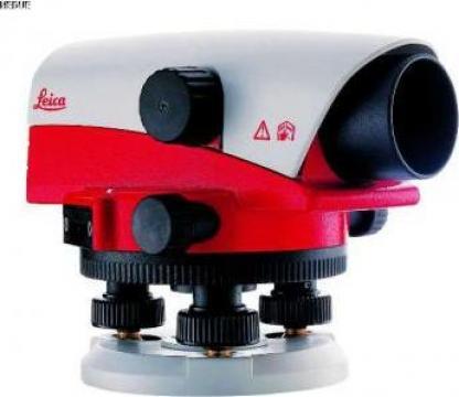 Nivela santier Leica NA724 de la Anysol Concept Srl