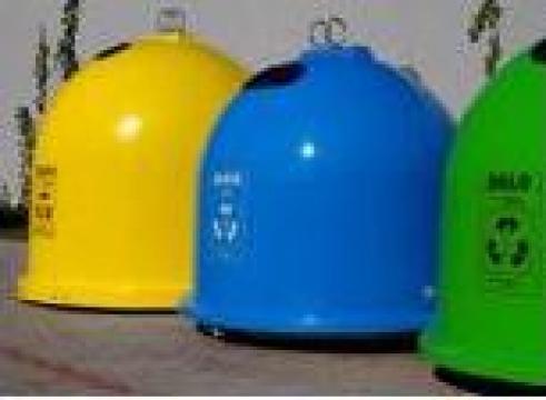 Container pentru deseuri selective clopot
