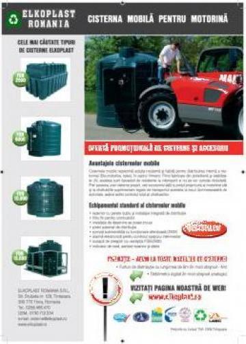 Distribuitori cisterne apa si motorina