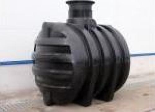 Rezervor subteran -cisterna subterana