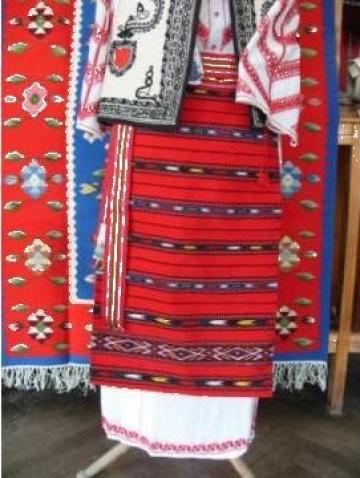 Costum popular femeie Oltenia